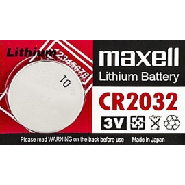 CR2032 Computer Battery 5-Pack