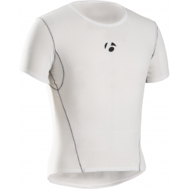 Baselayer  B1 Short Sleeve Small White