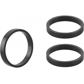 5mm Alloy Headset Spacer 3 Pack