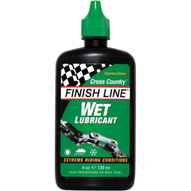 Cross Country Wet Chain Lube 4 oz / 120 ml