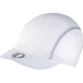 Unisex Transfer Cycling cap  white  one-size