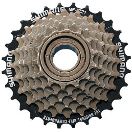 14-28 - 7 Speed Freewheel - TZ500