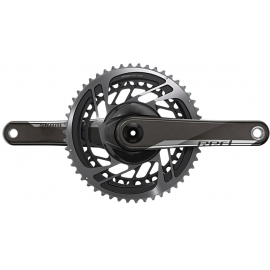 CRANKSET RED D1 (BB NOT INCLUDED):