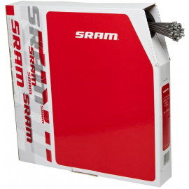 SRAM 1.1 STAINLESS SHIFT CABLE 2200MM SINGLE:
