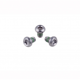 SRAM SPARE - CRANK BOLT KIT REMOVABLE SPIDER MOUNTING TORX 25 QTY 3: