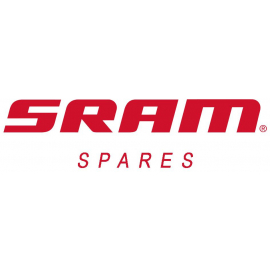 SRAM SPARE - DISC BRAKE CALIPER ASSEMBLY RED ETAP HRD POST MOUNT FRONT/REAR FALCON GREY: