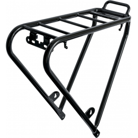 Retro Alloy Rear Rack with Spring Clip